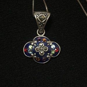Jewelry - 💎 unique colorful charm necklace 💎